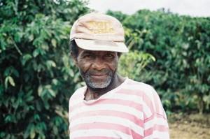 Coffee Worker In Brazil's Northern Bahia