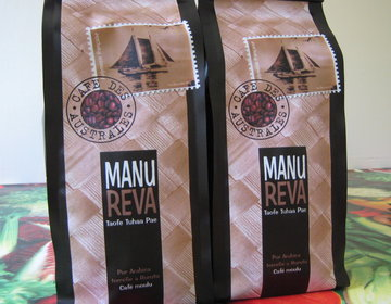 Coffee of The Day: Manu Reva From Remote Rurutu in the Austral Islands, French Polynesia