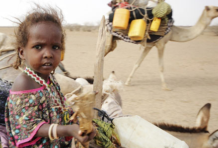 Coffee And The Green Famine in Ethiopia, Over 10 Million People Suffer Drought Emergency