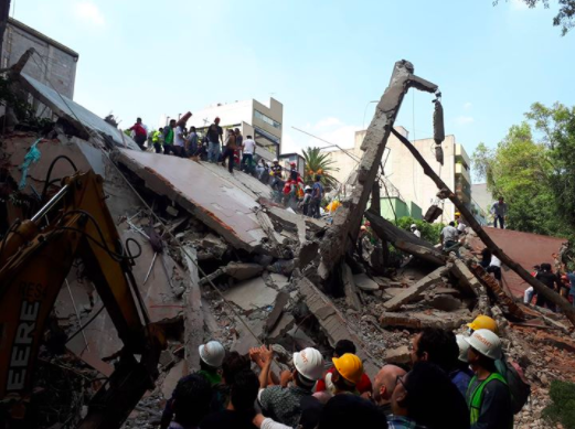 Mexico Hit by 2nd MEGA-Quake, At Least 47 Dead As Hurricane Maria Batters Caribbean Coffee Islands