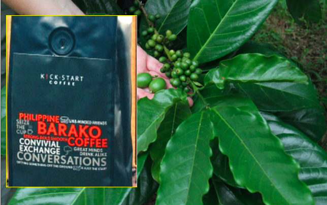 Coffee of The Day: The Elusive Philippines Liberica Barako Coffee Bean
