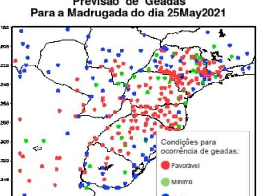 BREAKING NEWS: Intense Cold Front Threatens Brazil's New Coffee Harvest This Week