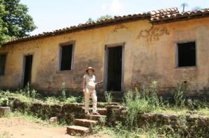 Researching Coffee History in Brazil in Nov 2010